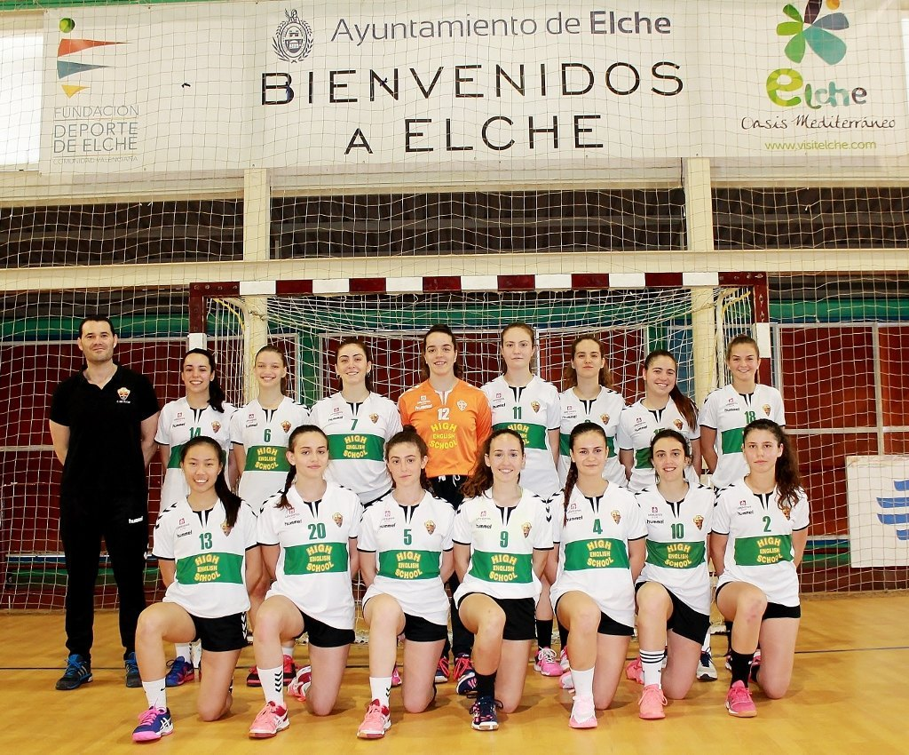 El Elche Salesianos High School English disputa el Sector Nacional en Sevilla